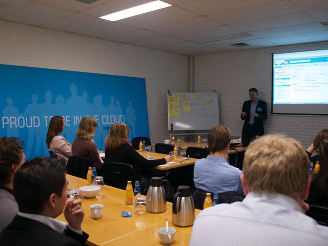 CRM-plus lanceert nieuwe Seminars
