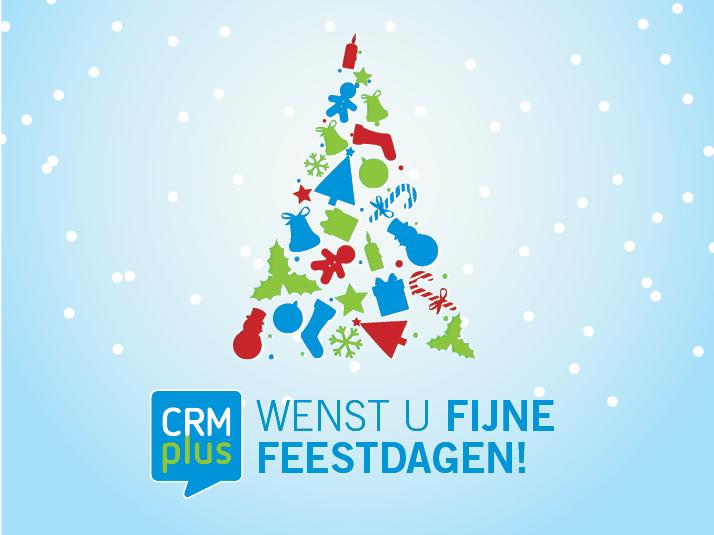 CRM-plus wenst u fijne feestdagen!